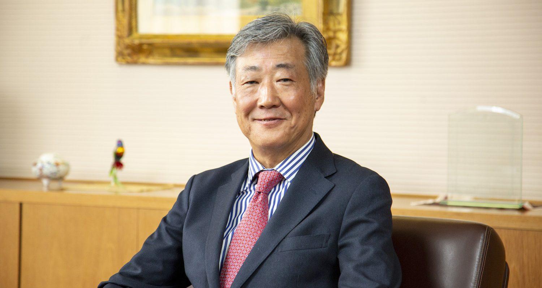 代表取締役副社長 阿部 護